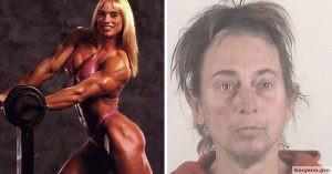 15 фото женщин, которые сидят на стероидах. Всего 3 года, и она набьет лицо любому. Тебе в том числе.