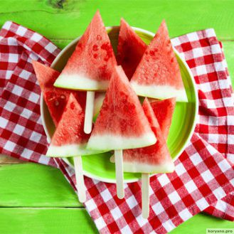 Арбузный рай: 7 невероятных рецептов для этого лета