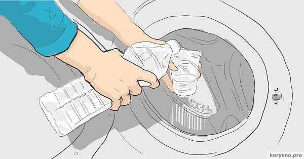 Как правильно добавлять уксус при стирке пятна уйдут без особых усилий