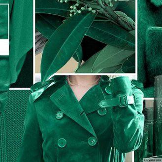 Осень 2016 топ-10 самых модных цветов одежды