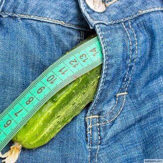 Ученые определили среднюю длину полового члена у мужчин всей планеты1