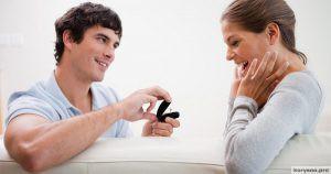 Выходить замуж лучше за разведённого