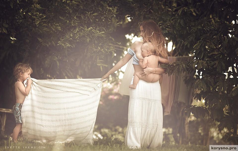 20 фотографий, наглядно показывающих, для чего женщине  грудь08fd9f2a7baf3