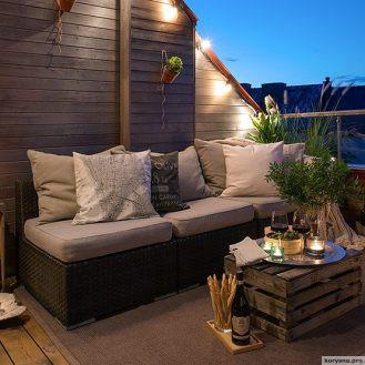 30 идей, как сделать балкон уютным, стильным и просторным
