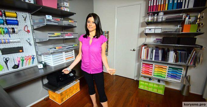 Хозяйка самого организованного дома в Америке делится секретами поддержания порядка