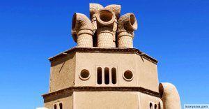Бадгиры: как боролись с адской жарой в древнем мире