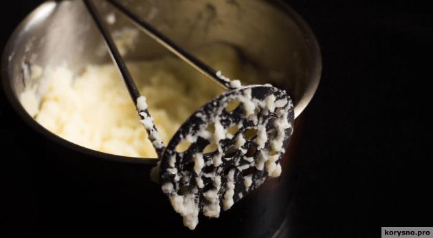 Секреты идеального картофельного пюре