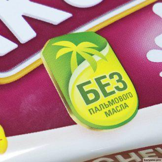 Что стоит за значком: БЕЗ пальмового масла