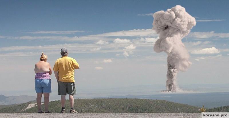 Атомные взрывы как развлечение для туристов
