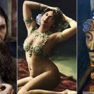 5 самых загадочных людей в истории. Узнай о них всю правду!