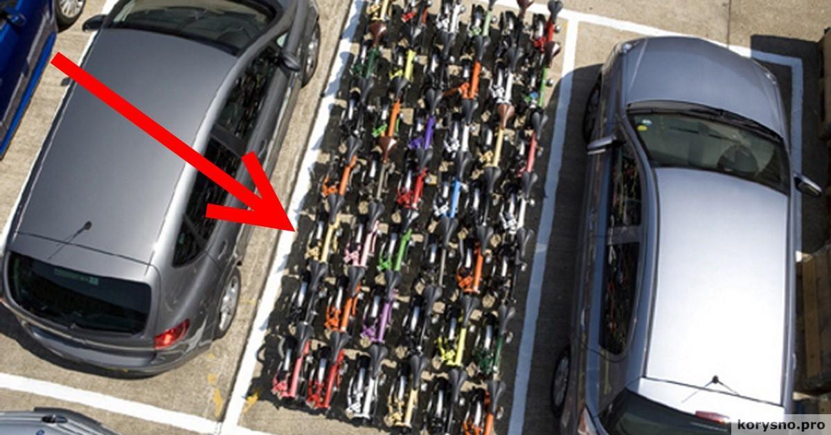 Шведские власти бесплатно раздают велосипеды всем желающим. А всё ради одной цели…