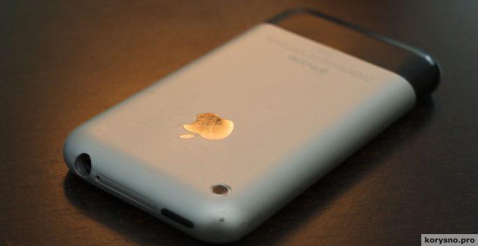 Вот почему оригинальный iPhone 2G сейчас дороже iPhone 7
