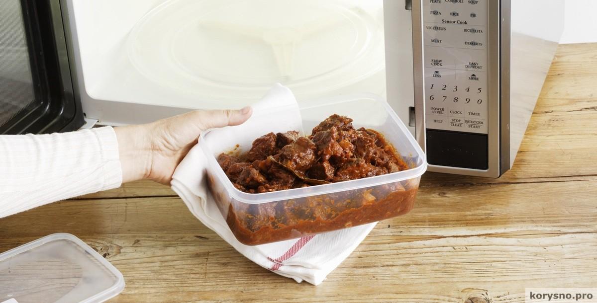 8 продуктов, которые ни за что нельзя подогревать в микроволновке