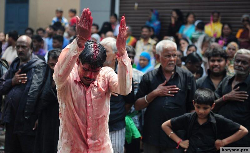 От этого мусульманского ритуала кровь стынет в жилах...