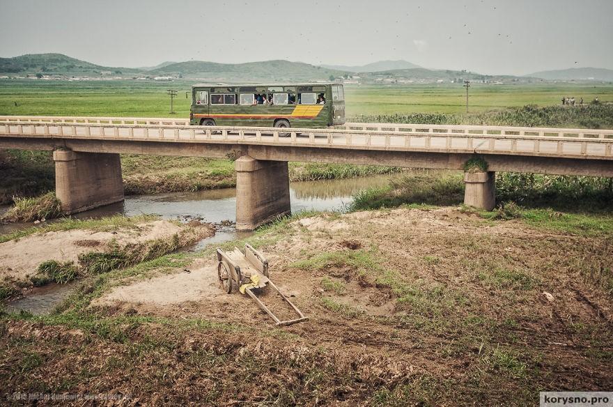 Я привез вам нелегальные фото Северной Кореи