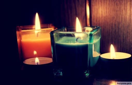 Никогда не зажигайте дома эти свечи!