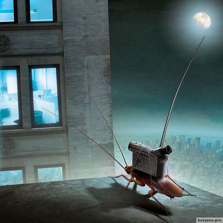 20 жестких рисунков, которые покажут вам тёмную сторону нашего общества