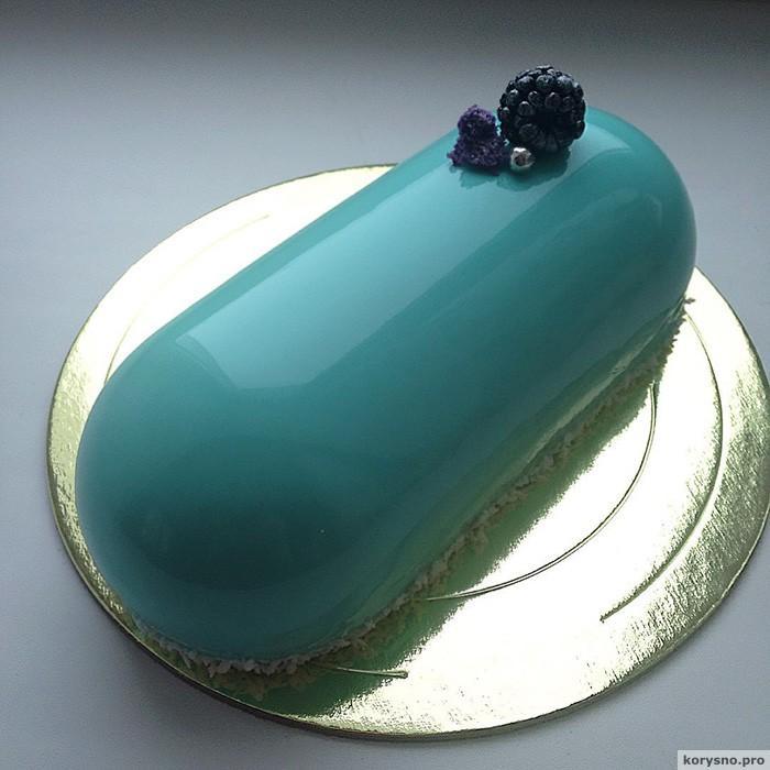 Ее мраморные торты обожают миллионы!! Вы тоже можете их сделать!