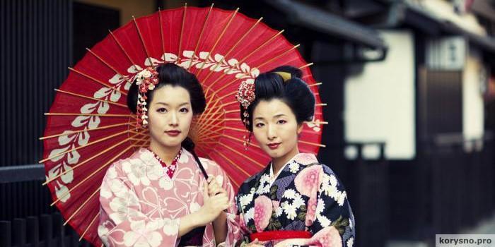 Мужские и женские имена на японском