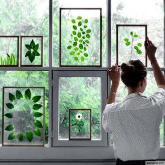 Цветочные идеи для украшения комнаты своими руками
