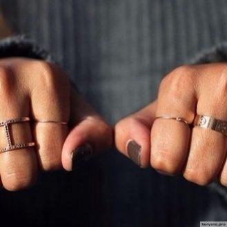 Что символизируют кольца на разных пальцах! Прочитаете и вы будете в шоке!