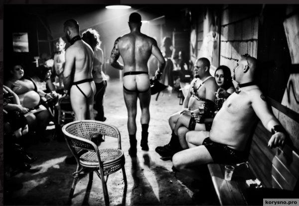 Этот фотограф снимает секретные фетиш-вечеринки по всему миру. Фото (18+)