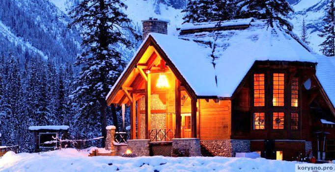 10 идеальных домов из дерева