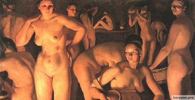 22 шедевра живописи в стиле ню. Только не говори, что в древности не было эротики...