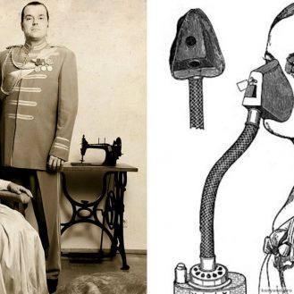7 безумных вещей, которые делали беременные женщины в прошлом