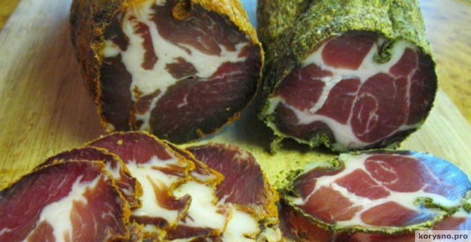 Лучший рецепт вяленого мяса: и сочно, и вкусно, а специи подобраны идеально!