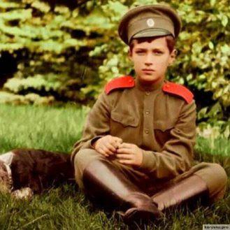 Удивительная собачья судьба: История пса царевича Алексея - Джоя