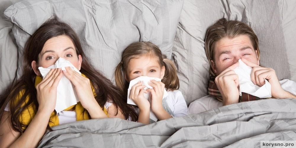 Тактика лечения простуды и гриппа в зависимости от симптомов