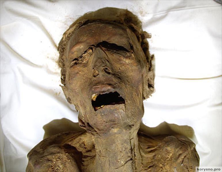 ТОП 5 самых страшных археологических находок