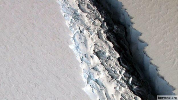 В Антарктиде случилась беда, которая затронет всю планету. И вот почему