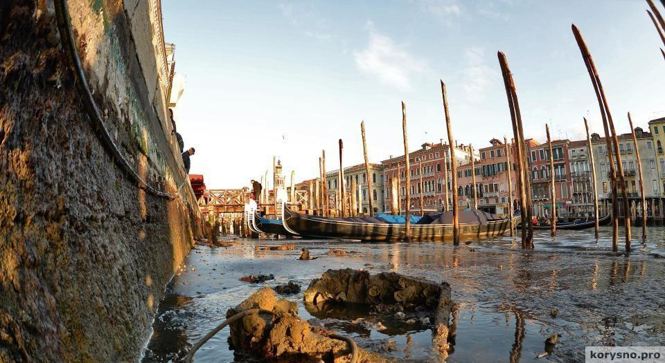 Венеция без воды (16 фото)