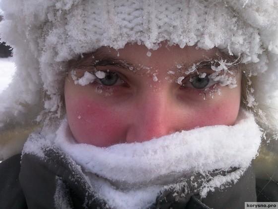 Как действовать, если сильно замерзли