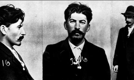 Был ли Иосиф Сталин грабителем банков?