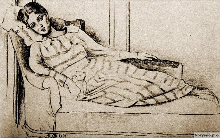 Как Пикассо разлюбил свою украинскую жену