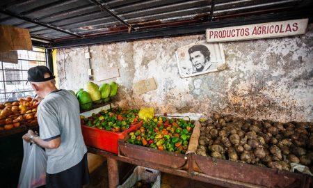 Кубинские магазины как зеркало социалистической революции