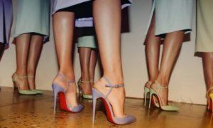 Как фасон обуви влияет на форму ягодиц?