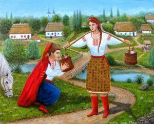 Лучшие украинские народные песни