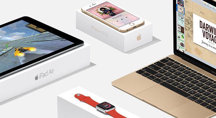 Учим правильно экономить на покупке техники Apple