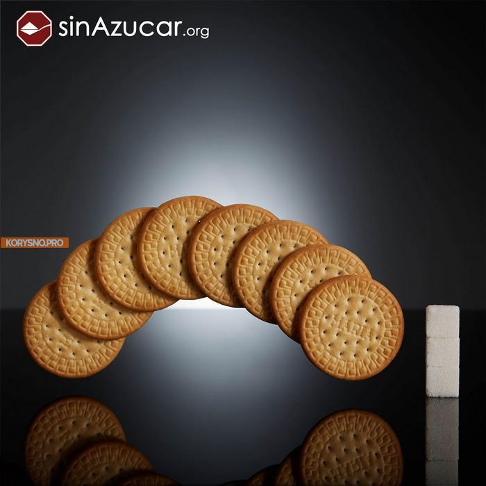 Сколько сахара прячется в привычных продуктах? (фото)