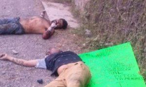 В Мексике ворам отрубили кисти рук (фото). 18+
