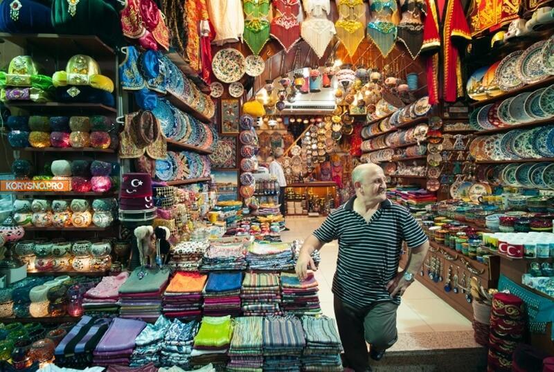 Как торгуются турки?