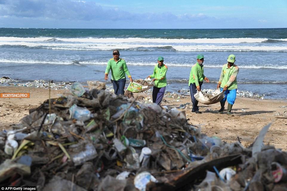 #грязноебали: как райский остров утонул в горах мусора