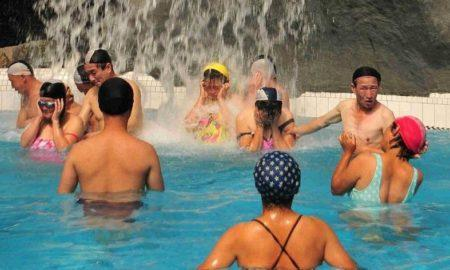Секретные фото из аквапарка Северной Кореи