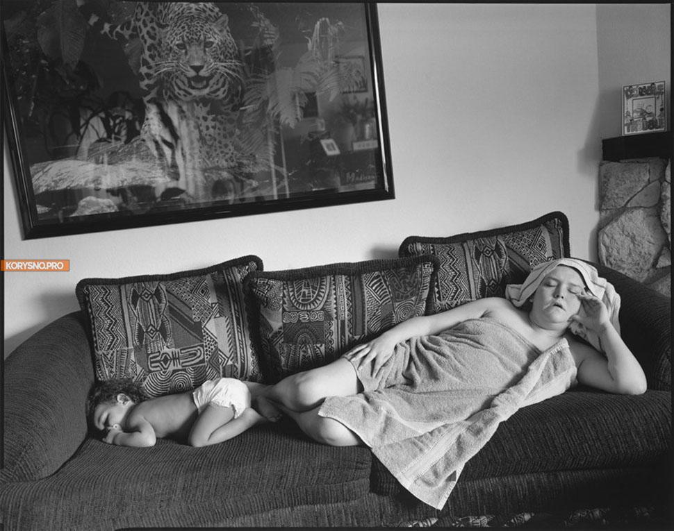 Как 14-летняя проститутка из Сиэтла стала музой фотографа на всю жизнь