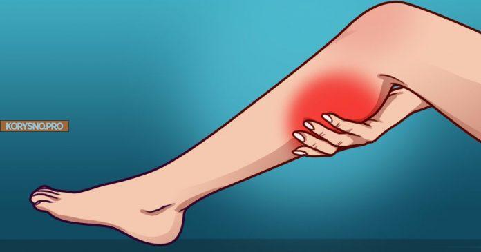 Что делать, если свело ногу. 3 приёма, которые спасают жизни