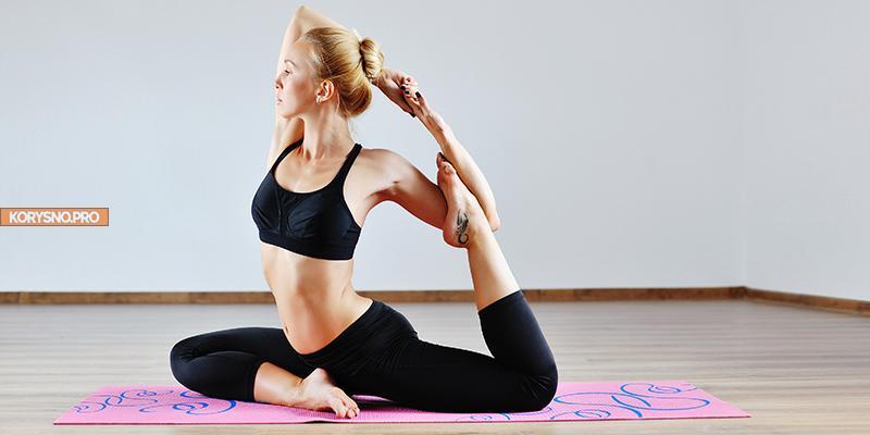 6 эффектов йоги, которые улучшат качество вашего секса
